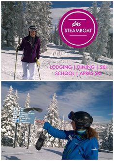Steamboat Springs Ski review - where to stay, what to eat and where to skin in Steamboat