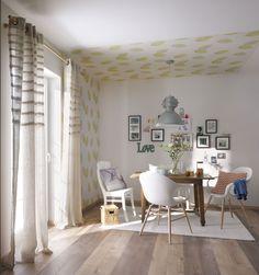 Een frisse, natuurlijk sfeer in je eigen woonkamer. | Hornbach