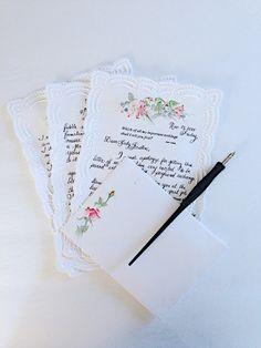 Jane Austen Quote Jane Austen Letter Writing Vintage Snail Mail