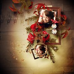Digital Art :: Kits :: A Time For Love Page Kit