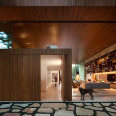 Marcio Kogan, StudioMK27, House in S. Paulo, Brasil © Fernando Guerra, FG+SG Architectural Photography