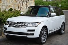 See today's best deals on the ultra-luxury Range Rover. Savings of $26,000+ #RangeRover