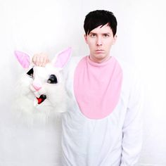 Dan and Phil never get hot in the summer as they have too many phans. Description from twitter.com. I searched for this on bing.com/images