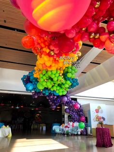 Badass Balloon Co. — Stylish Party Accessories for Badass People Qualatex Balloons, Jumbo Balloons, Rainbow Balloons, Confetti Balloons, Rainbow Party Decorations, Balloon Decorations, Birthday Party Decorations, Baby Shower Decorations, Balloon Columns