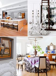 South Shore Decorating Blog: Global Views Director Rick Janecek's Own Home