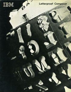 Letterproef Composer Booklet, 1970
