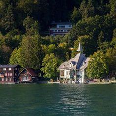 #Seevilla #Ossiachersee #Urlaub #Annenheim #Kärnten