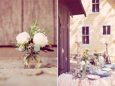 {Inspiration shoot} Matrimonio rustic vintage