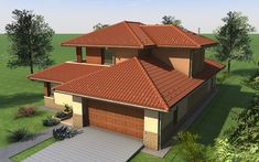 House Design Pictures, Modern House Design, Small House Plans, House Floor Plans, Shed, Outdoor Structures, Flooring, House Styles, Outdoor Decor