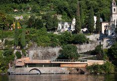 Construido por Lorenzo Noé Studio Di Architettura en Brienno, Italy con fecha 2010. Imagenes por Marco Introini. Brienno todavía tiene la dimensión de un pueblo junto al lago. A diferencia de muchos otros asentamientos, el territo...
