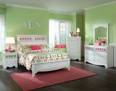 My Room Snow White Master Bedroom Set