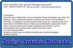 Amigo Antônio Roberto