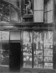 Eugène Atget - c 1910