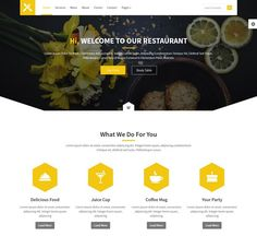 68074ac0468fa Awtar Restaurant And Food Html Theme by Tatwerat Team on  creativemarket  Bootstrap Template
