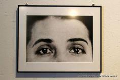Occhi di Tina. Edward Weston, 1924. Tina #Modotti. Retrospettiva. Palazzo Madama #Torino