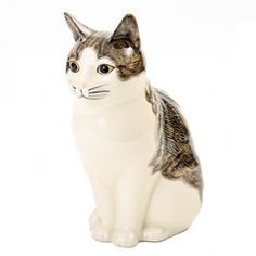 $44.90 + $min5 Quail Edith Money Box | Iko Iko, the most exciting shop for gifts, homewares, accessories and more. Money Box, Quail, Dorm Decorations, Cats, Shop, Animals, Accessories, Gatos, Animales