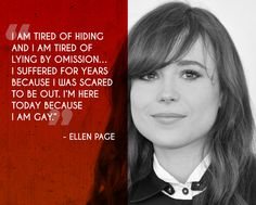 This applies to how I feel about being Trans. Quotes Celebrities Coming Out via KitchMix