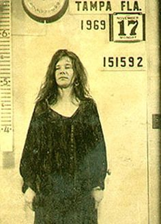 Janis Joplin- Seriously one of the greatest and most inspirational woman to ever have lived