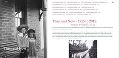 Blog set up to commemorate the 100 Years since WWW I based on the history of schools in the area.