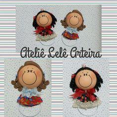 #sobencomenda #AtelieLeleArteira #biscuit #porcelanafria #topodebolo #amooquefaço #portapanodeprato