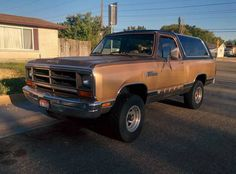 Dodge Ramcharger For Sale: (1974 - 2001) Full Size SUV Classifieds for North America - 1988 Custom Dodge Ramcharger For Sale in Kokomo, Indiana - $4,900.