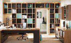 A home office dream