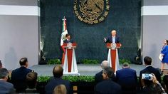 Trump the Statesman Gets It Done in Mexico - High-risk meeting with President Peña Nieto a win for GOP nominee [Video] - Any concerns about Trump's diplomatic abilities were swept away. Peña Nieto himself acknowledged that Trump's words have been twisted, and that the image of a racist Trump, peddled constantly by the mainstream media, is misleading. ~ RADICAL Rational Americans Defending Individual Choice And Liberty