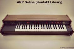 ARP Solina for Kontakt. #music #producers #sound #new