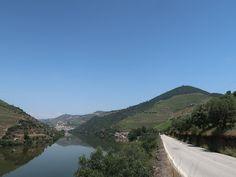 EN222 - Douro © Viaje Comigo Douro Portugal, River, Outdoor, Sidewalk, Traveling, Outdoors, Outdoor Games, The Great Outdoors, Rivers