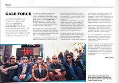 Warp Magazine- August