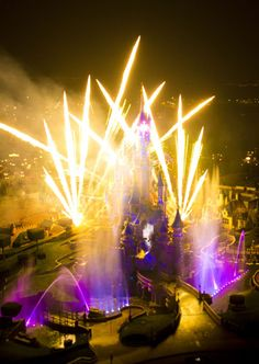 Fireworks burst into the sky over Disneyland Paris!  A picture is worth a thousand words, but a memory is even better!  Don't miss out on your chance to experience Disneyland Paris yourself!  Globe Travel in Bristol, CT is the authorized Disney vacation planner you've been searching for!  Call us today at 860-584-0517 or email us at info@globetvl.com for more information on how to make your Disney dreams come true!