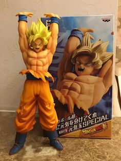 Action & Toy Figures Pvc Action Figure Dbz Collectible Model 19cm Careful Dragon Ball Z Goku Super Saiyan Assault 50th Anniversary Ver