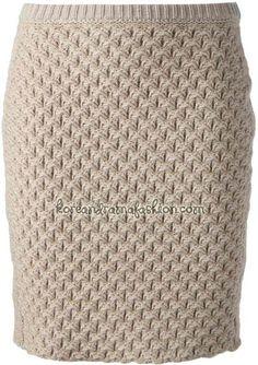 Fabulous Crochet a Little Black Crochet Dress Ideas. Georgeous Crochet a Little Black Crochet Dress Ideas. Crochet Skirts, Black Crochet Dress, Knit Skirt, Diy Crochet, Crochet Clothes, Knitting Patterns, Crochet Patterns, Handmade Clothes, Hand Knitting
