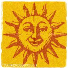 Orange Sunshine LSD Blotter Art | Orange Sunshine [Lomax reprint 2001] - LSD [Lysergic Acid Diethylamide ...