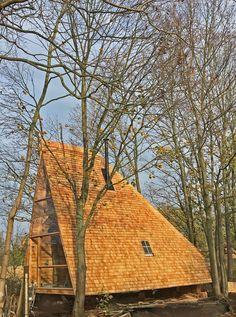 Tolles Baumhaus zum Übernachten in Brandenburg