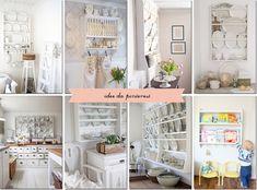 Una piattaia, tanti stili - Shabby Chic Interiors