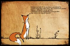 Mały Książe Words Quotes, Wise Words, The Little Prince, I Fall, Motto, Poems, Thoughts, Drawings, Funny