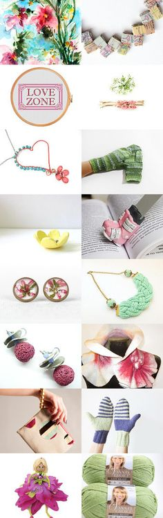 Pastel morning finds by Eleni Athini on Etsy--Pinned with TreasuryPin.com