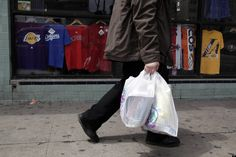PLASTIC: The Official Bag of California?