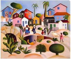 Tarsila do Amaral                                                                                                                                                                                 Mais