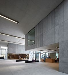 Robin Lee Architecture — Wexford County Council Headquarters — Image 10 of 20 - Divisare by Europaconcorsi