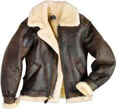 B3 Sheepskin Bomber Jacket   Sheepskin Jacket Men's   Legendary USA