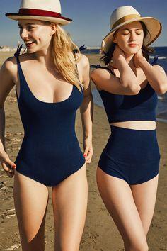 Ideas For Swimwear Black Bikini Beachwear Look Fashion, Fashion Outfits, Womens Fashion, Fashion Trends, Model Tips, Outfit Strand, Mode Boho, Lingerie, Mode Inspiration