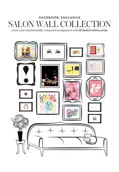 College Prep: Kate Spade Art Prints