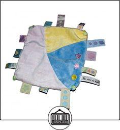 doudouplat un sueño de bebé azul morado amarillo etiquetas CMP  ✿ Regalos para recién nacidos - Bebes ✿ ▬► Ver oferta: http://comprar.io/goto/B01H2FCNAU