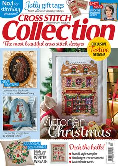 Cross Stitch Collection December issue 256