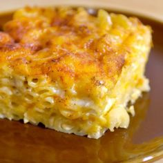 Macaroni and Cheese | Food'n Drink Recipes