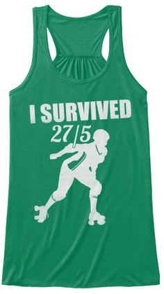 I Survived 27/5 Derby T-Shirt. I'll get there soon!!!