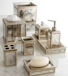 Incroyable Kassatex Palazzo Bathroom Accessories Collection   Bath Collections At  Hayneedle