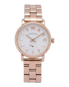 Montre pour femme : Montre pour femme : awesome Buy MARC BY MARC JACOBS TIMEPIECES Wrist watches Wom